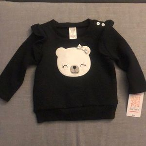 Carters Bear Sweater